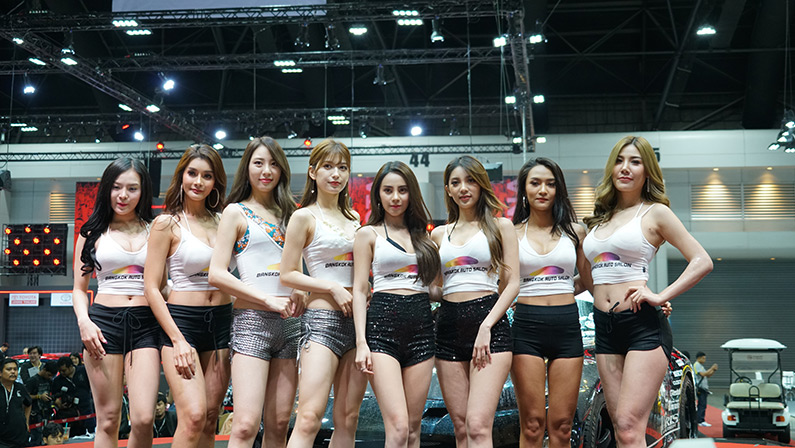 CAMMUS At Bangkok International Auto Salon 2019
