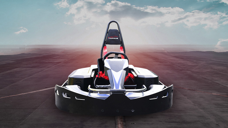 fifth generation electric kart