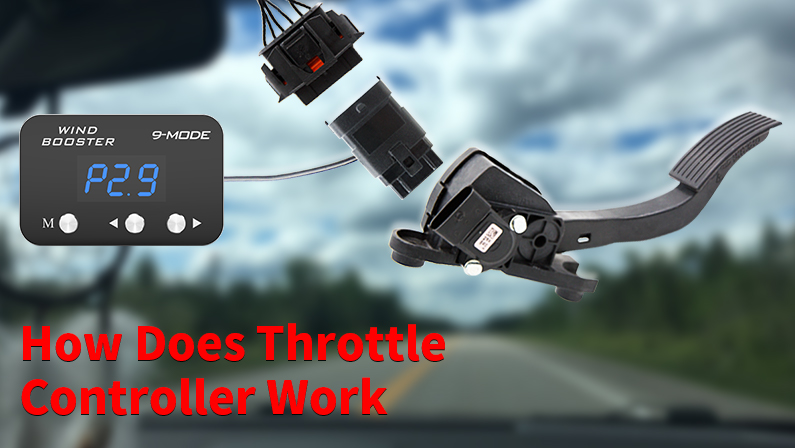 How Does Throttle Controller Work